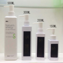 150ml 200ml 300ml 50mml Cosmetic Pet Bottle Shampoo Bottle