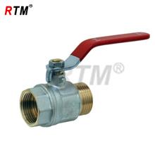 1 polegada M * F válvula de esfera aquecedor de água