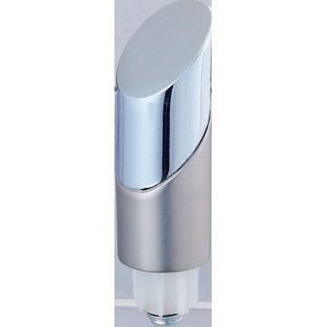 Hot Sale Lipstick Metal Curtain Rod Finial