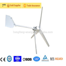 High efficiency 12v mini wind turbine