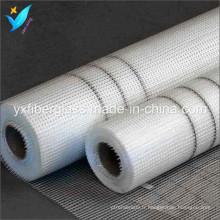 5mm * 5mm 75G / M2 Tissu en verre renforcé de mur de toit