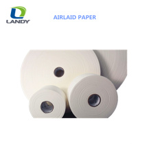 HYGIENE PRODUCT RAW MATERIALS AIRLAID PAPER NAPKIN AIRLAID PAPER