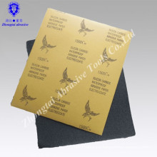 Eagle and Atlas Waterproof Sandpaper
