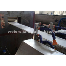 PVC side panel production line-Plastic machinery