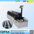 Keel roll forming machine, steel track roller machine