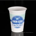 2018 mot personnalisé PP matériel en plastique jetables smoothie tasses