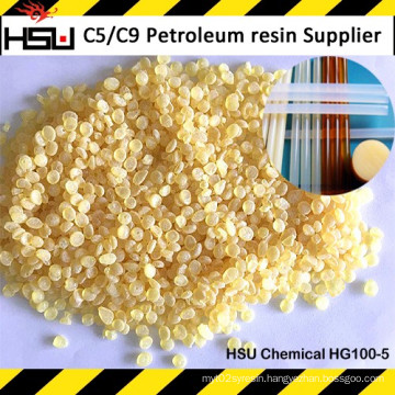 Industrial C5/C9 Hydrocarbon Resin Pressure Sensitive Adhesives Hg100-5