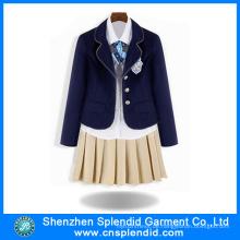 Schule Uniform Fabrik Winter Grundschule Uniform Design