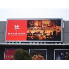 Outdoor P20 LED Display Screen for Business Establishments