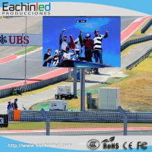 Publicitaire Outdoor dip346 1r1g1b Full Color P10 Display Led