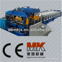 Colored Glazed Steel Tile Making Machine