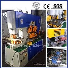 Serie Q35y Hormigonera hidráulica multifunción para corte de acero en sección