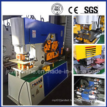 Q35y Series Multi-Function Hydraulic Ironworker for Sectional Steel Cutting