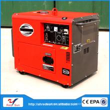 silent generator diesel 5kw parts