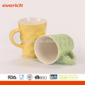 2015 Best Selling Glazed Ceramic Mug Coffee