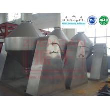 Serie SZG Secadora de secado rotativo de doble secadora de cone para la medicina