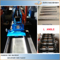 steel L angle cold forming machinery/metal wall corner profiles making machine