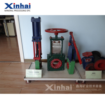 Mechanical Parts , Pneumatic Operated Knife Gate Valve