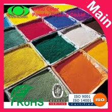 Wide Range of Colors Sand Texture Powder Painting