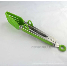 Premium Non-Stick Silicone Tongs