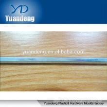 SAE1215 Revêtement de zinc blanc bleu Barres hexagonales extérieures