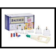 Hochwertiges Schröpf-Set / Cupping Kit (C-1-6B) Akupunktur