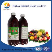 Abono bio orgânico líquido de lixa de alta qualidade