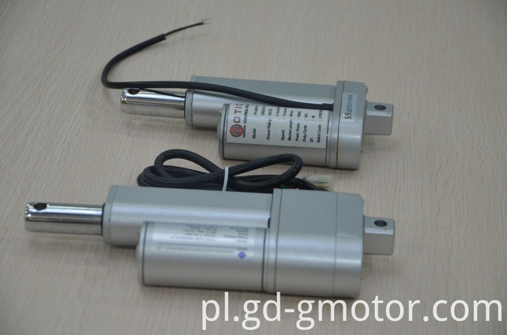 small linear actuator 12v
