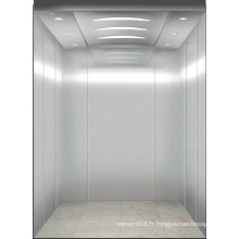 1600kg Capacité Vvvf Cargo Freight Elevator with Competitive Price