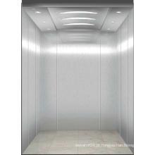 1600kg Capacidade Vvvf frete elevador de carga com preço competitivo