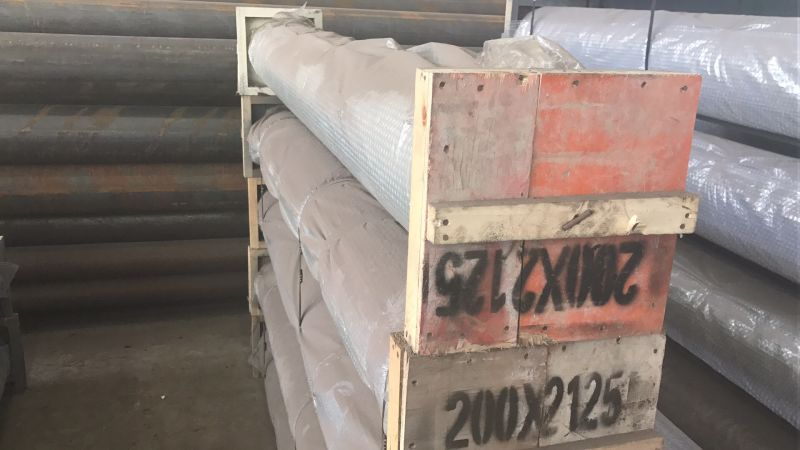 Delivery Cylinder Package