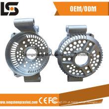 Die Casting Aluminum Parts para cobertura de motor de motor Auto