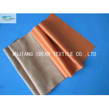 100 % Polyester Wildleder Stoff