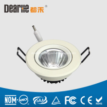 Die-casting Aluminum MR16 Recessed Spotlight Ceiling Downlight