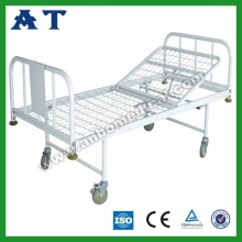 Double-folding Mesh bed Patient bed