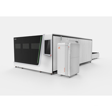 widely used fiber laser cutting machine with Factory Price  S3 8000W