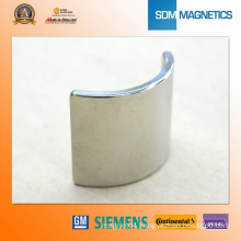 China Manufacture Making Permanent Strong Tile Magnet
