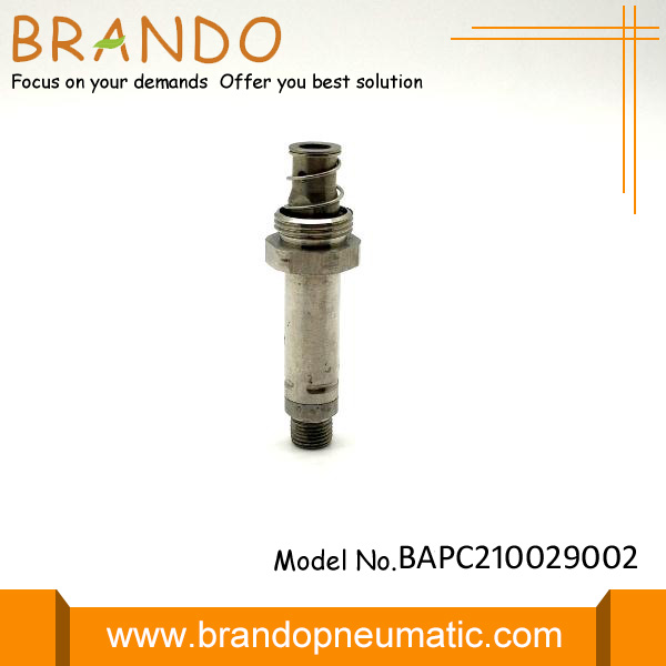 Silver Solenoid Valve Armature For Pulse Valve