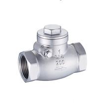 swing check valve npt end