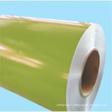 Feuille de toiture pré-peinte galvanisée / PPGI / Moulin à bobines en acier galvanisé pré-peint Z275 / PPGI