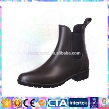 women pvc waterproof winter footwear