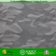 Tela de nylon do Spandex de quatro maneiras do teste padrão de Jacqaurd da tela do revestimento dos homens