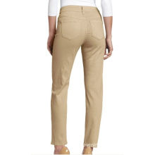 Long Straight Casual Pants Trousers , Slim Fit Trousers For Women