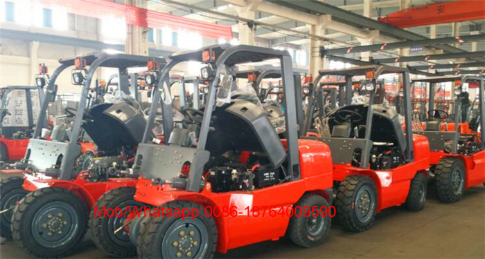 2 Ton Electric Forklift