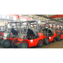 Empilhadeira Heli CPCD30 de 3 toneladas para Dubai