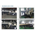 Подачи прутка для токарных центров с ЧПУ 5-65мм Диаметр прутка ГД-565