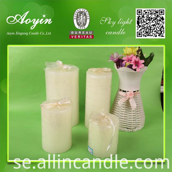 LARGE PILLAR CANDLE14