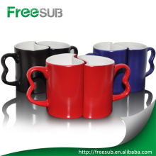 2016 Wholesale Ceramic Hot Water Color Changing Mug