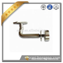 Professional OEM precision investment lost wax casting part articulated glass supporter