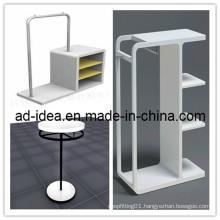 Innovative Wood and Metal Garment Display Stand (GARMENT-1117)